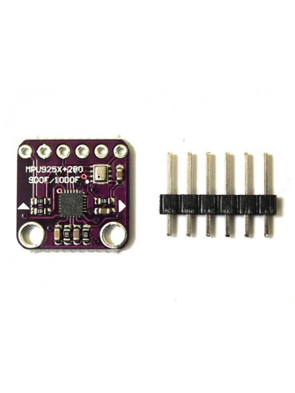 10DOF 動作感測器 ( MPU9520 + BMP280 ) MPU9520 + BMP280